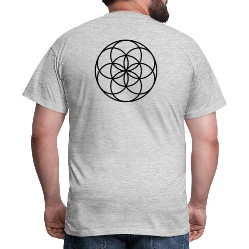 Seed Of Life - T-skjorte for menn