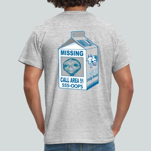 Missing: alien - T-shirt Homme