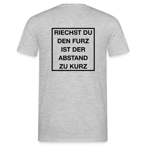 Furz - Männer T-Shirt