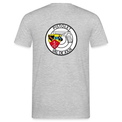 Pistolet Val de Joux - T-shirt Homme
