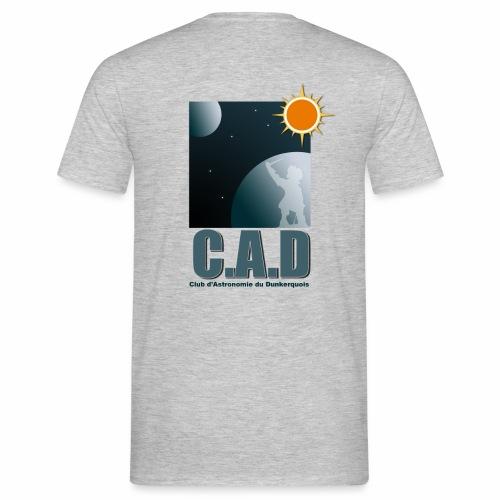 Logo CAD 2018 - T-shirt Homme
