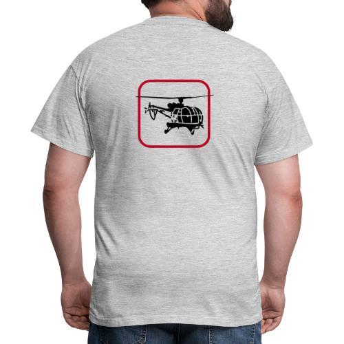 SA319 Alouette - Men's T-Shirt