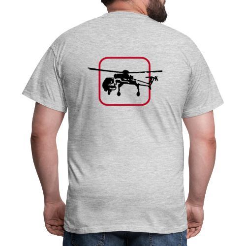 S64 SkyCrane - Men's T-Shirt