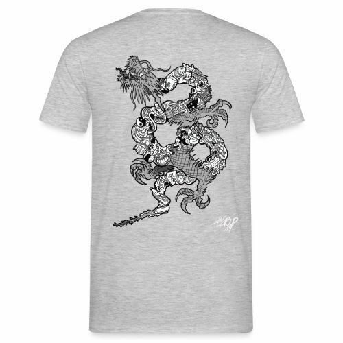 Dragon Chino - Camiseta hombre