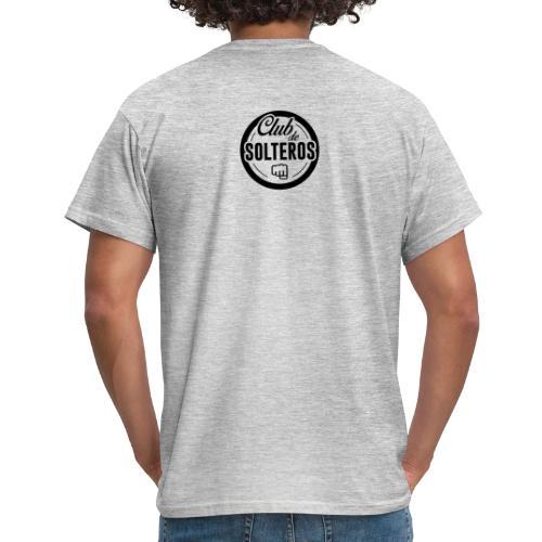 Club de Solteros (logo negro) - Camiseta hombre