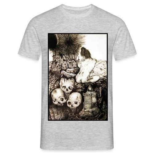 new_Dilate Logo - Men's T-Shirt