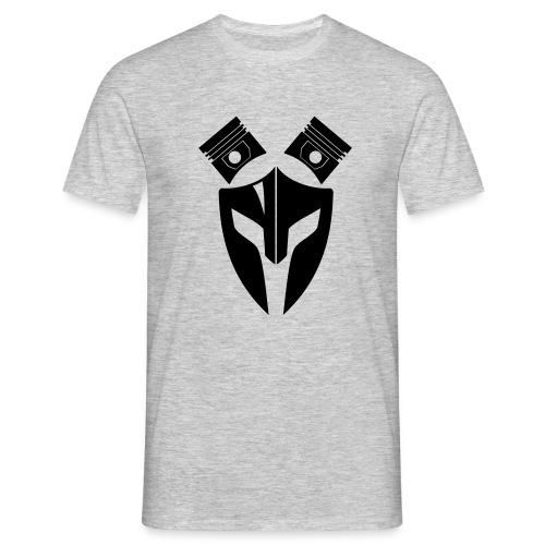 Trucker Maske Kolben 1 - Männer T-Shirt