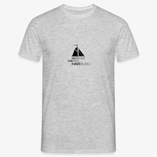 Simply MuHaHar, black - Männer T-Shirt