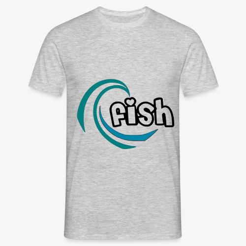 Wellen - Männer T-Shirt