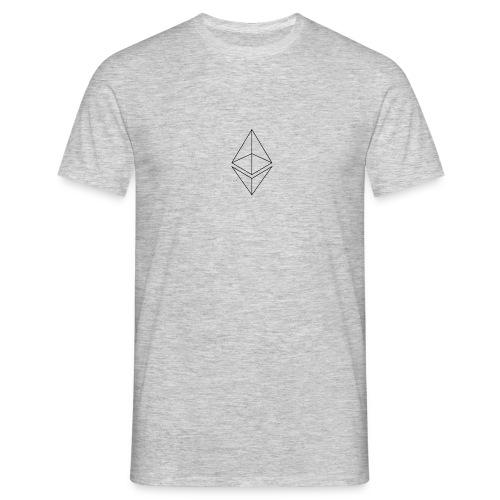 ethereum - Männer T-Shirt