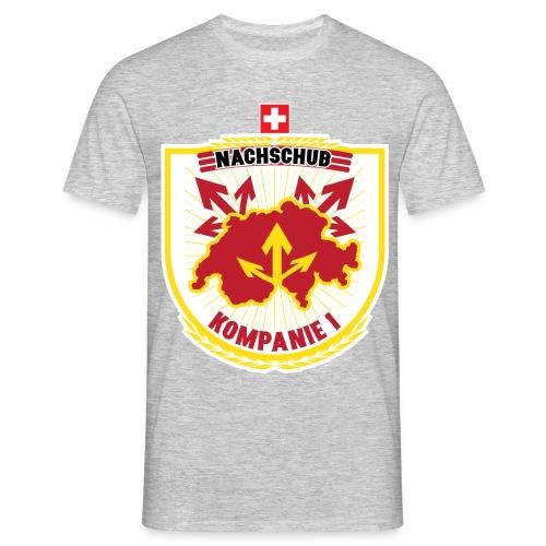 Nachschubsoldat Kompanie 1 - Männer T-Shirt