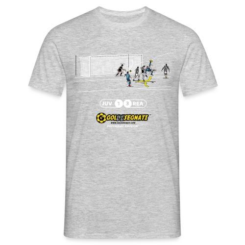 JUV-REA 1-3 Il Gol dell'asso portoghese - Maglietta da uomo