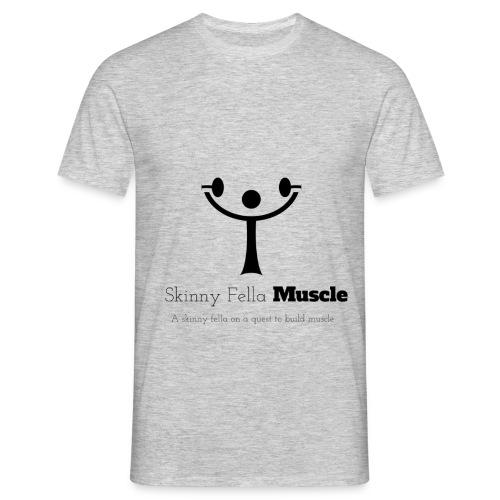 Logo T-shirt - Heather Grey - Men's T-Shirt