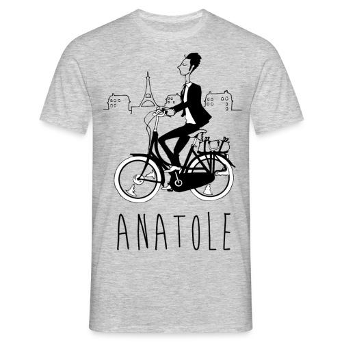 Anatole, Parisien en cavale - T-shirt Homme