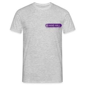 HANS HALL GmbH Logo - Männer T-Shirt