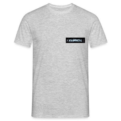 DerHardstyle.ch Kleines Logo - Männer T-Shirt