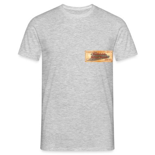 Railroad1 - Men's T-Shirt