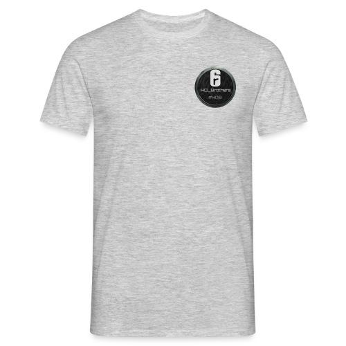#HDB HD_Brothers Logo - Männer T-Shirt