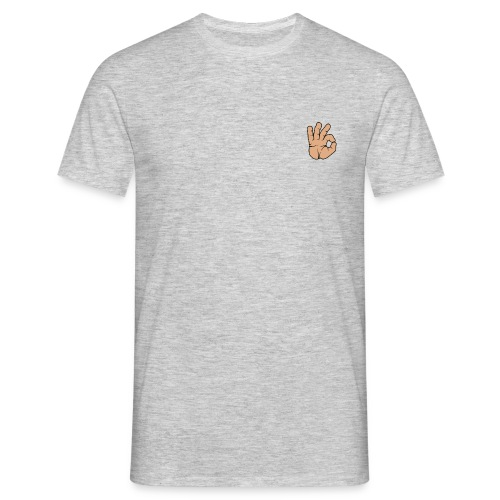 memerch logga x - T-shirt herr