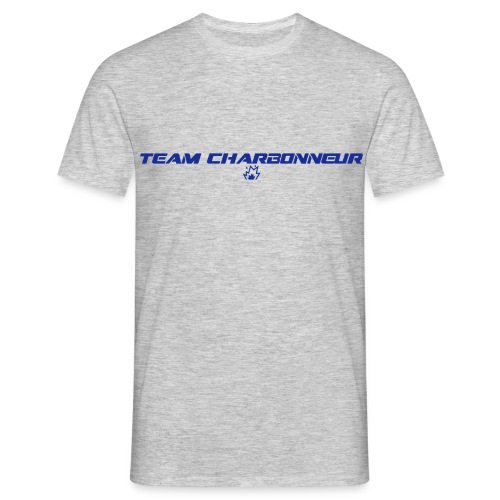 Team Charbonneur coloré - T-shirt Homme