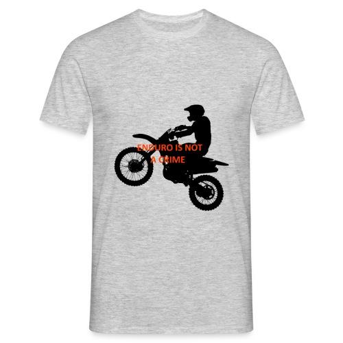 ENDURO - Männer T-Shirt