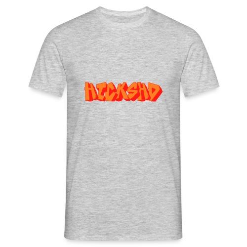 HicksHD Graffiti - Männer T-Shirt