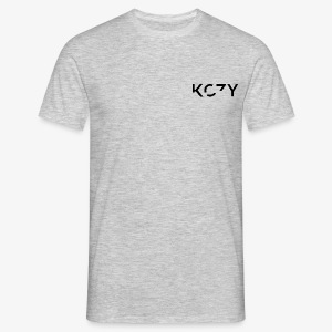 KOZY LOGO - (Black) - Men's T-Shirt