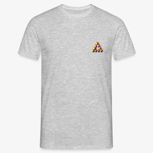 Illusion - T-shirt Homme