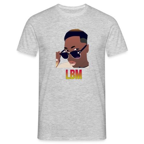 Logo et écriture Lbm - T-shirt Homme