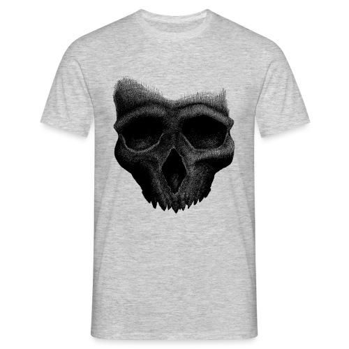 Simple Skull - T-shirt Homme