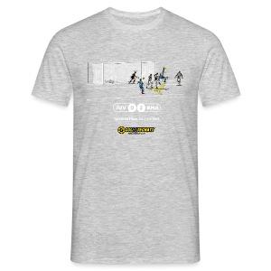 JUV-RMA 0-2 | La Chilena Memorable - Maglietta da uomo