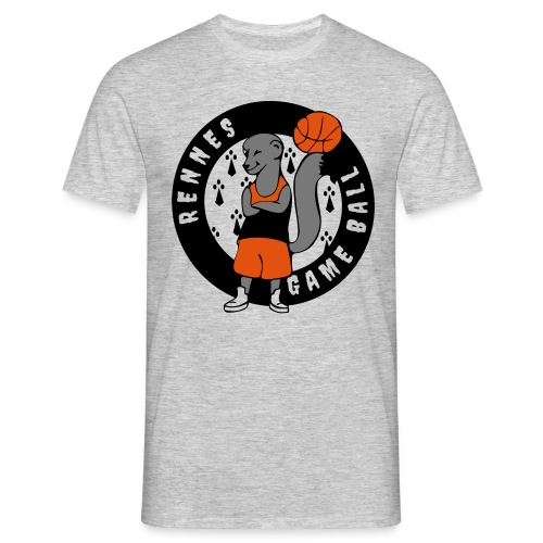 rennes game ball - T-shirt Homme