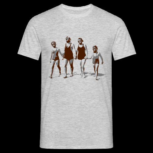 Happy Holiday 2077 - Männer T-Shirt