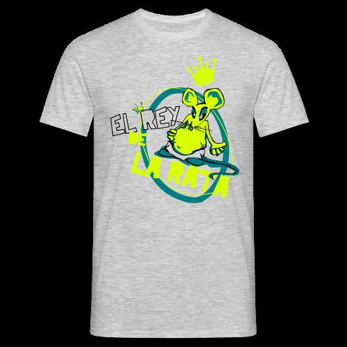 El Rey de la Rata - Männer T-Shirt