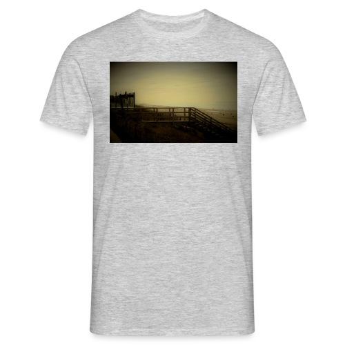 Steg - Männer T-Shirt