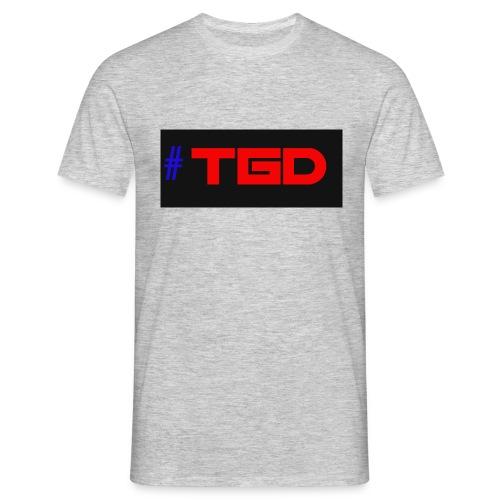 TGD LOGO - Men's T-Shirt