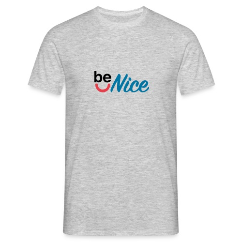 Be Nice - Maglietta da uomo