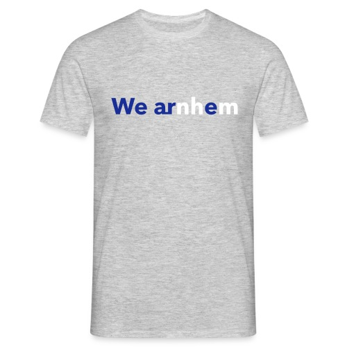 We arnhem - Mannen T-shirt