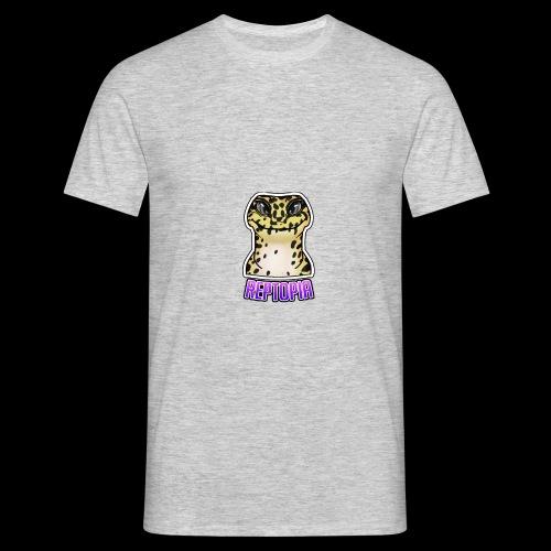 Reptopia Logo Tee - Men's T-Shirt