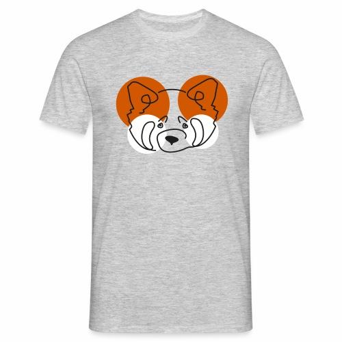 Panda Roux - T-shirt Homme