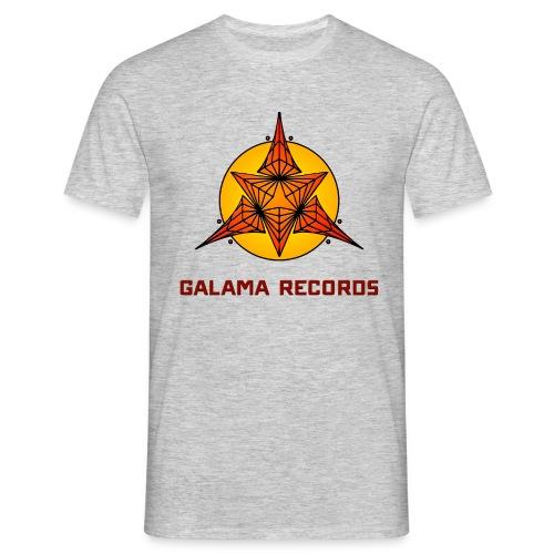 GALAMA Shirt logo Oldschool - Männer T-Shirt