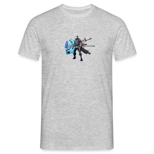 SKULL TROOPER - Koszulka męska