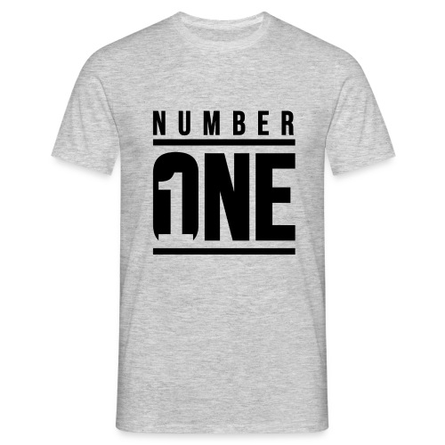 Number ONE - Camiseta hombre