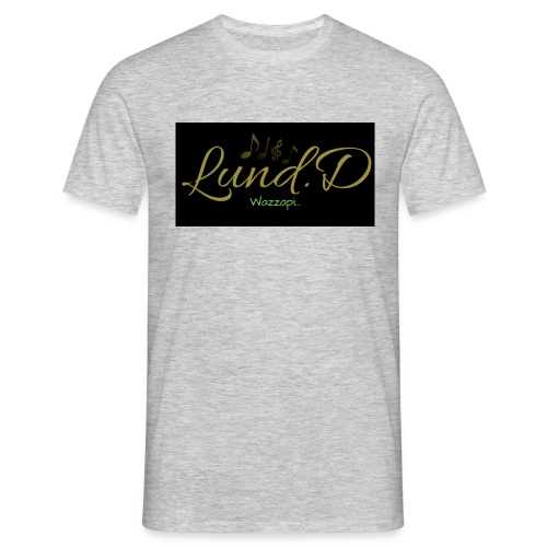 Lund.D Wazzapi Merch - Herre-T-shirt