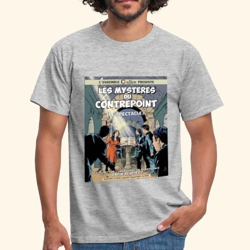 Affiche Les Mystères du contrepoint - T-shirt Homme