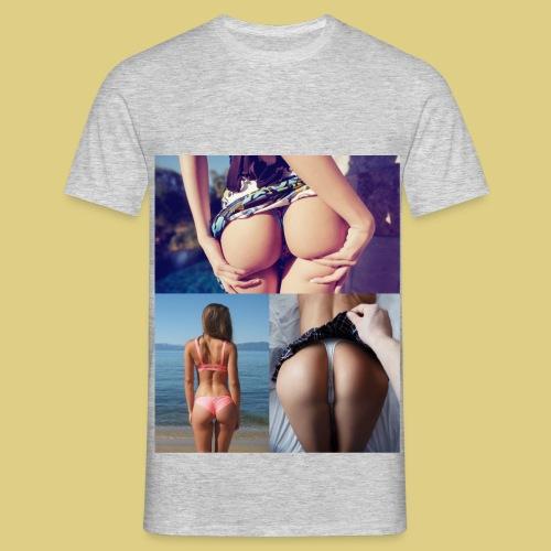 salade de pèches - T-shirt Homme