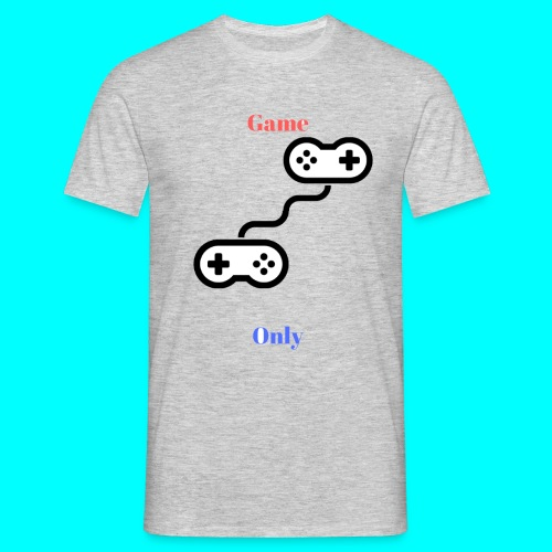 Game Only - Männer T-Shirt