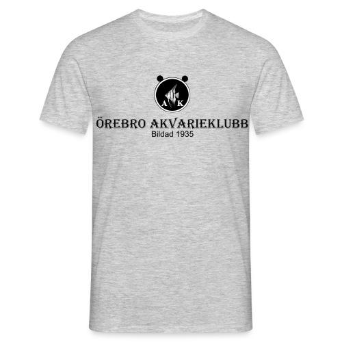 Nyloggatext1 - T-shirt herr