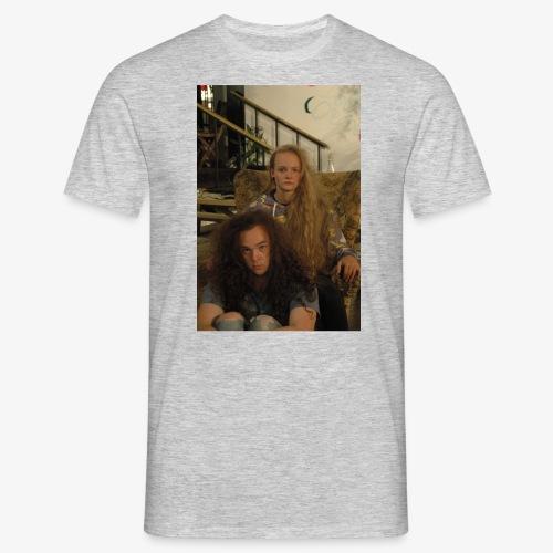 hair - Mannen T-shirt