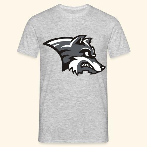 WOLFSHIRT by Noi - Männer T-Shirt